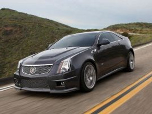 Dodging Arrows and Raising Dust:     Revving the Horses in a CTS-V
