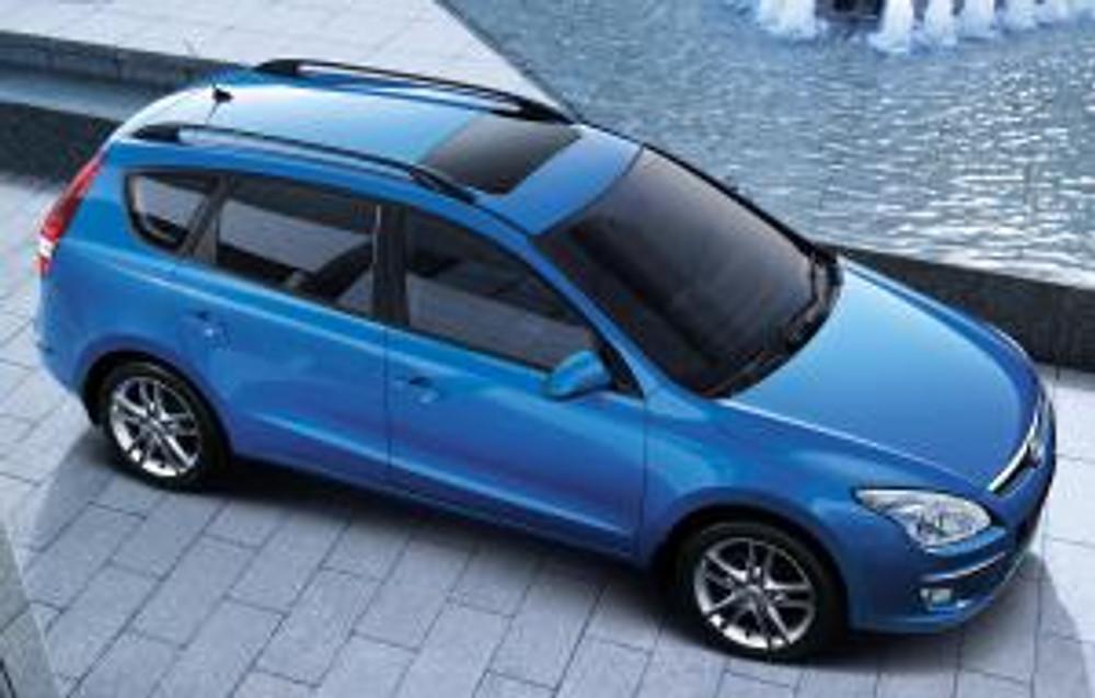 10 Hyundai Elantra Touring
