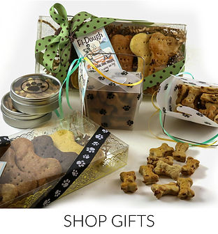 Premium Organic Dog Treats made in the USA - Gifts for Dogs