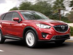 Rolling Through a Superstorm In a Mazda CX-5