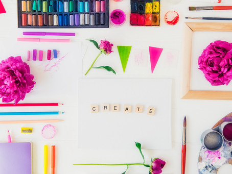 Art Therapy for Children: The Creative Process