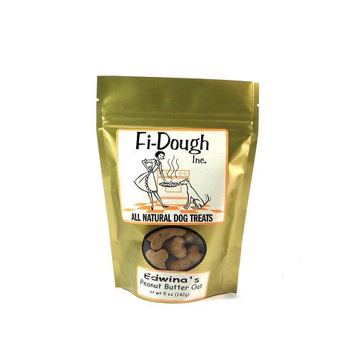 Edwina's Peanut Butter Oat, 5 oz ($8.75) or 8 oz ($12.50) Itty Bitty Treats