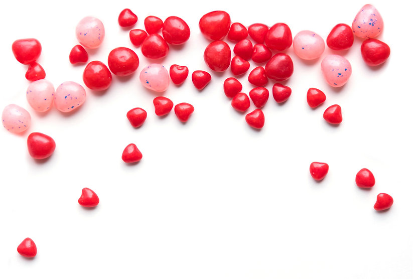 Valentines Day Stock Image Candy Heart b