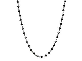 Black Round Diamonds (Small)