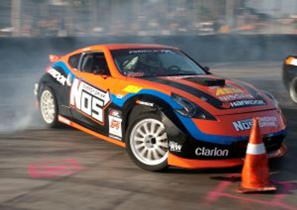 Nissan Drifting