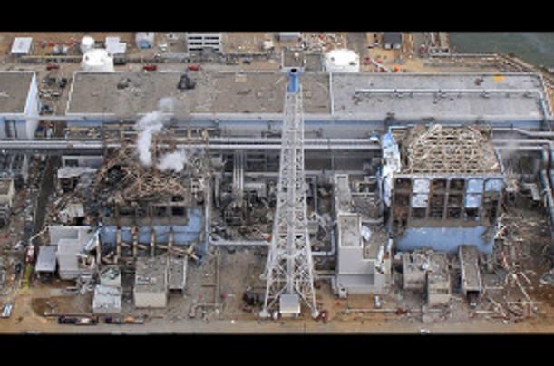 TEPCO Pix - Fukushima Reactors 3 and 4 - 3-20-11