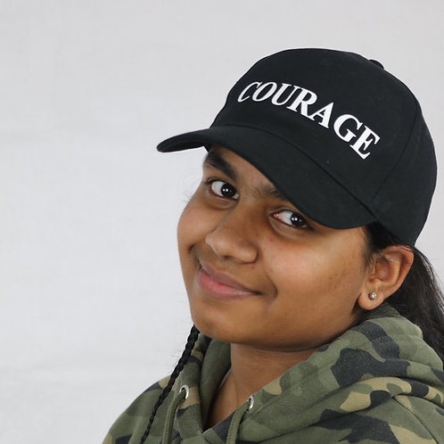Courage Baseball Cap