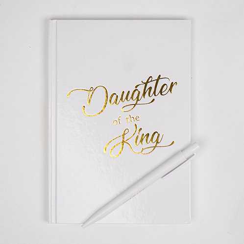 Daughter of the King A5 Journel