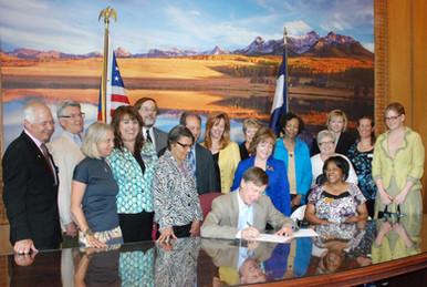 DrCog HB13-127 Signing