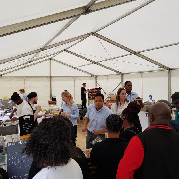 Talk to us about event catering
