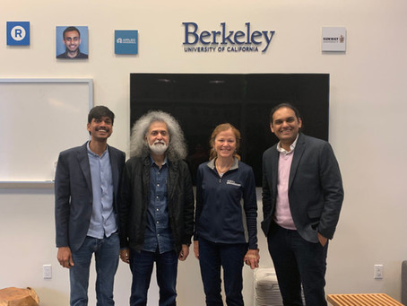 Announcing Partnership with SCET at University of California, Berkeley