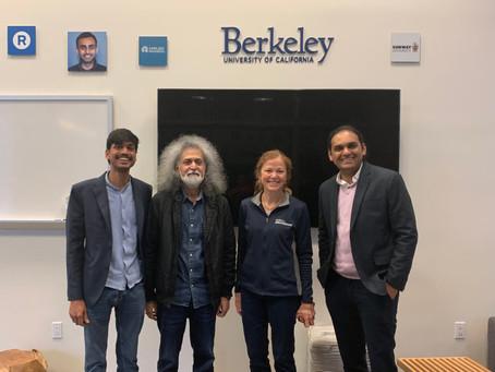 Announcing Partnership with SCET at University of California, Berkeley