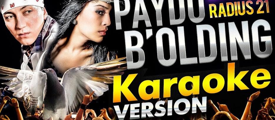 Radius 21 — Paydo bo'lding (feat. Ziyoda) / KARAOKE