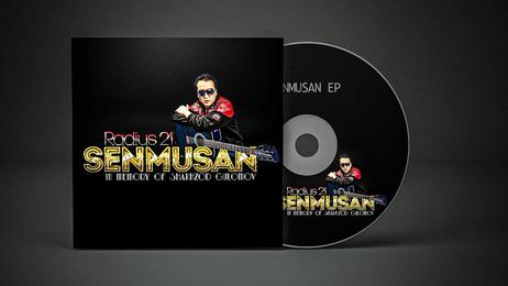 Radius 21 — Senmusan — EP