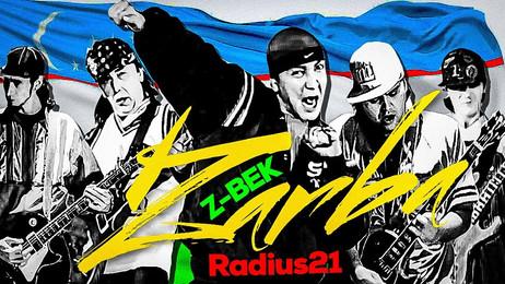 Radius 21 — Zarb (with Z-BEK) / Xalq Rock