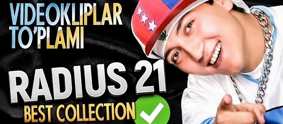 Radius 21 / Videokliplar to'plami / Best Collection