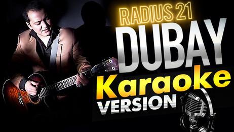 Radius 21 — Dubay / KARAOKE / official