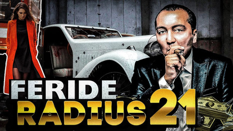 Radius 21 — Feride / Uzbek True Rap