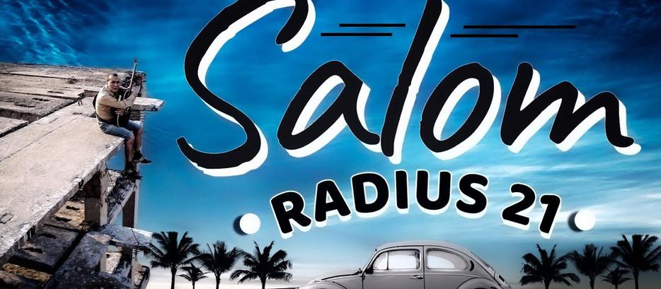 Radius 21 — Salom / Shaxzod Gu'lomov