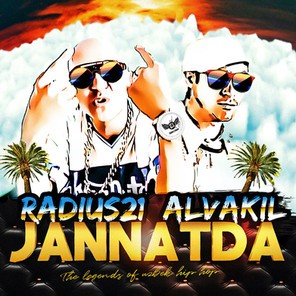 Radius 21 - Jannatda feat. Al Vakil