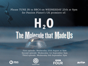 H2O - The Molecule that Made Us