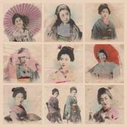 *Kimono Card (front) by Rachel Goodchild