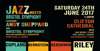 Jazz Meets Bristol Symphony 2017