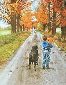 The Long Road Home by Brenda Little (2).