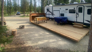 Lot #110 Pinnacle Trails Resort.
