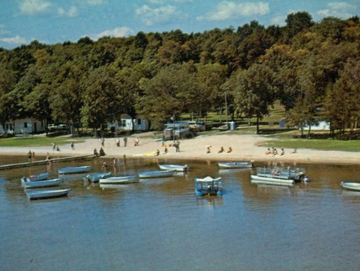 Rekindle Your Childhood Memories Of Life At The Lake
