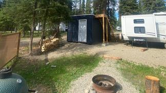 Lot #117 Pinnacle Trails Resort.