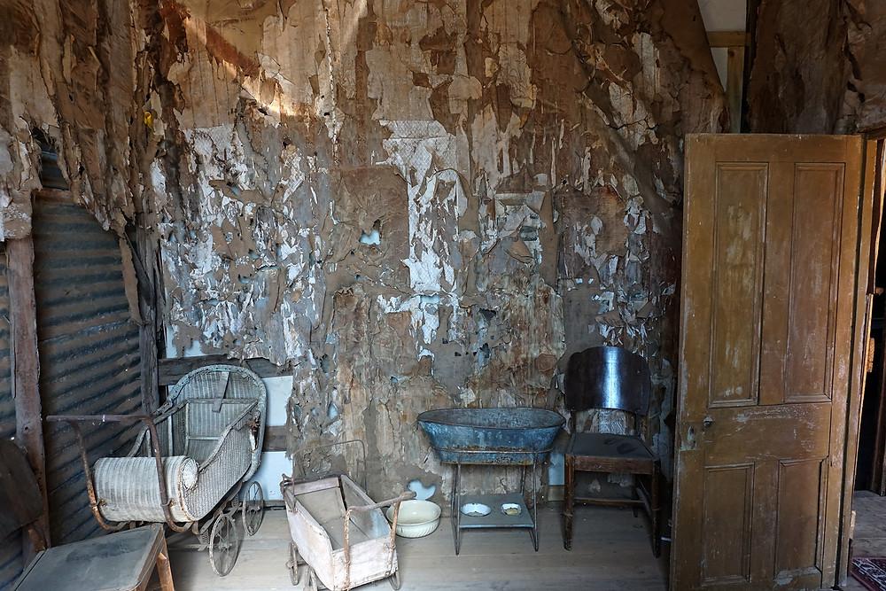 roberts hut