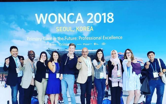 WONCA 2018 Seoul South Korea
