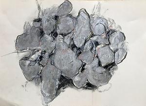 'grey cluster'