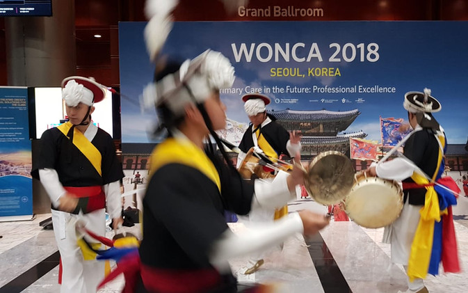 WONCA 2018 Seoul, South Korea