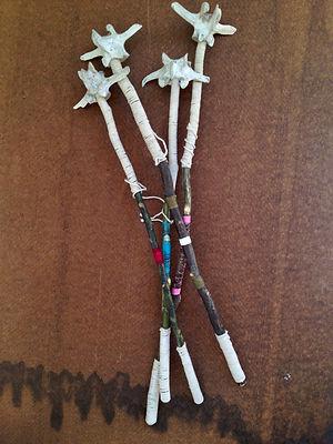voodoo sticks