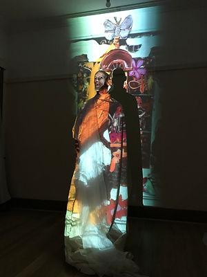 'high priest' simon's imagery on rw