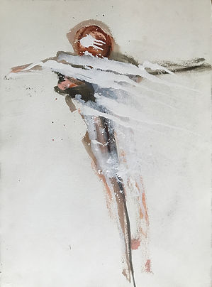 'figure with white'