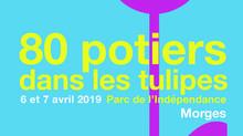 80 potiers dans les Tulipes 2019
