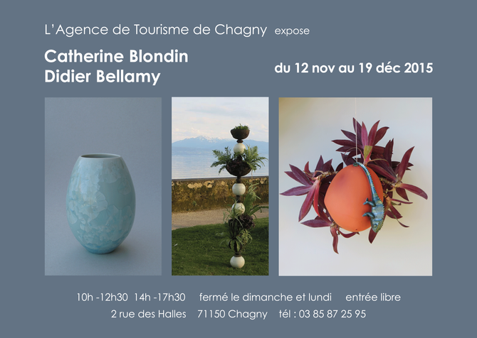 Exposition à Chagny