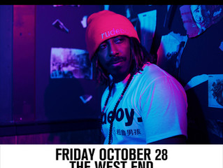 PATH P Performing Live 10/28 @ West End