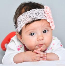 Delightful little girl