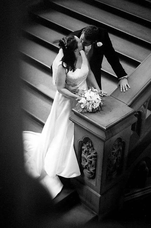 Bride, Manchester Town Hall