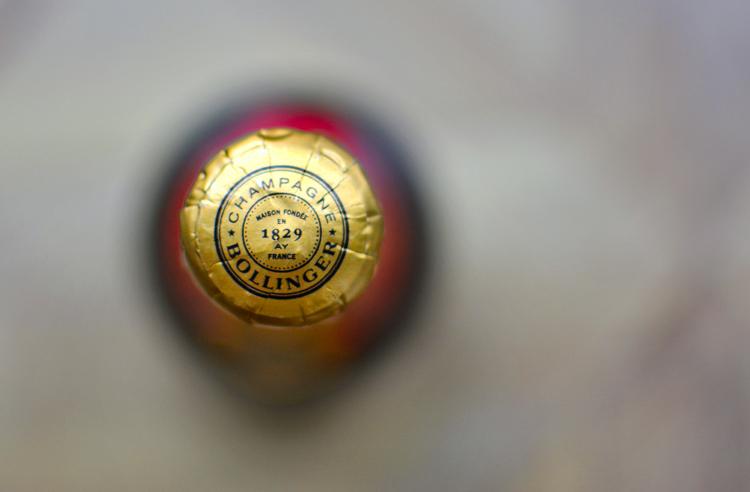 Champagne bottle, wedding