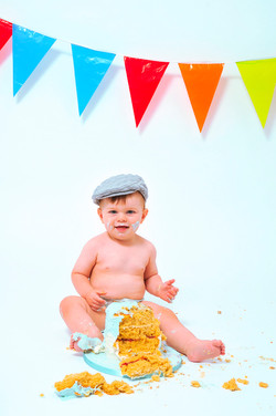 1st Birthday Cake Smash