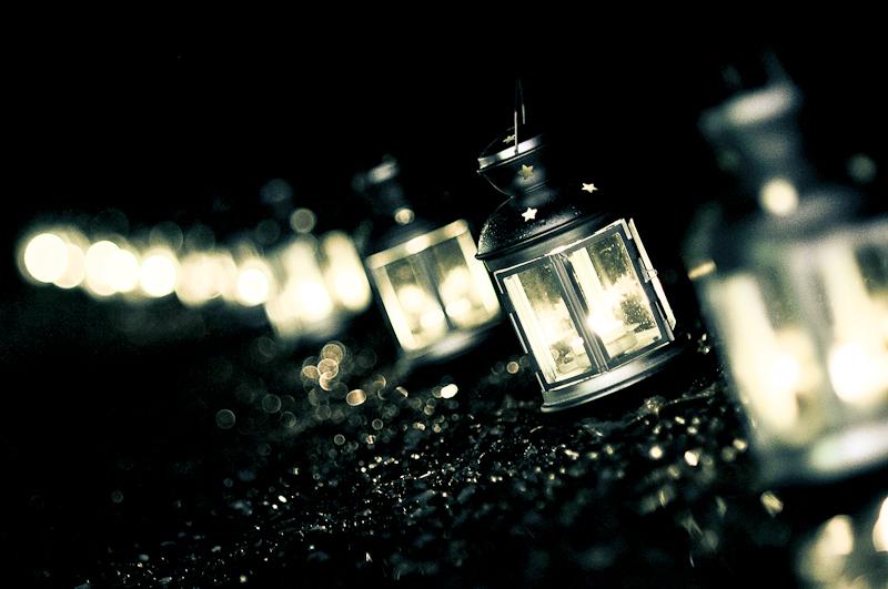 Reception Lights, wedding