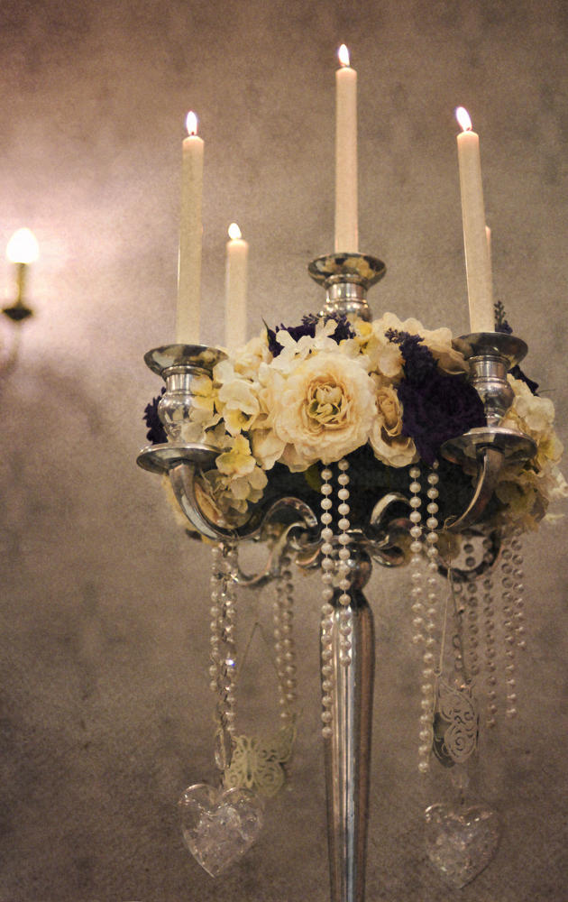Candelabra, Wedding, Warrington