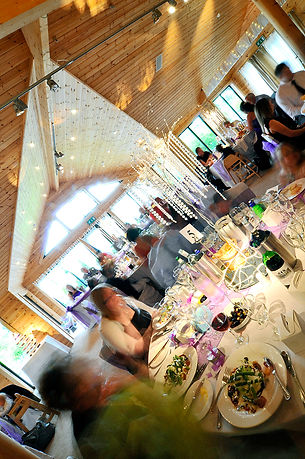 Styal Lodge, reception, wedding, tables, guests