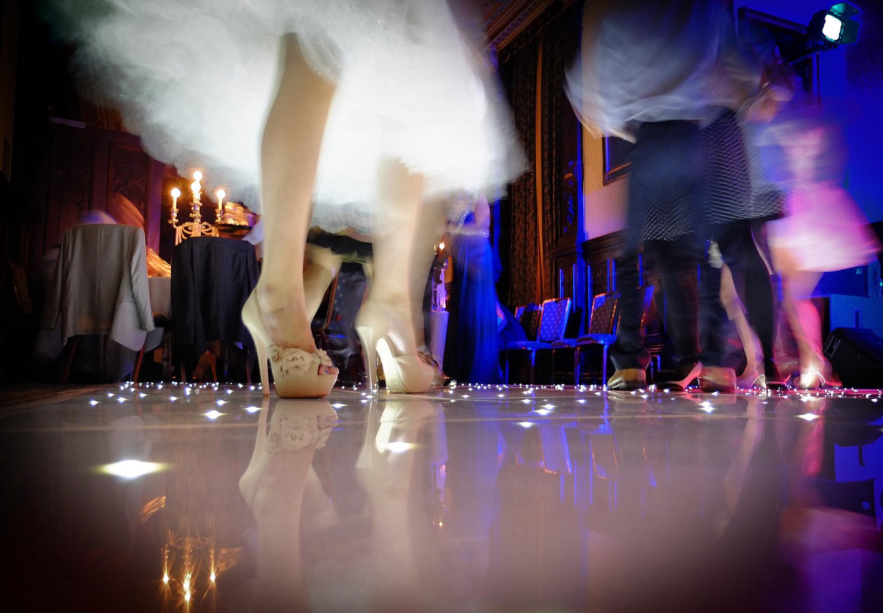 Bride, First dance, Crewe Hall