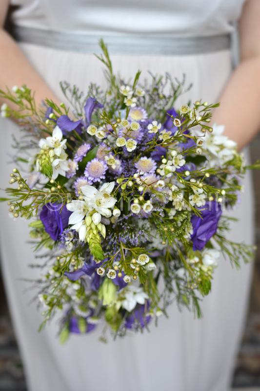 Bouquet, flowers, bride
